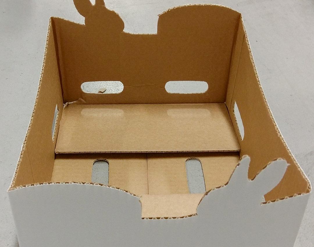 Laatikonmuodostaja Aaltopahvilaatikoille